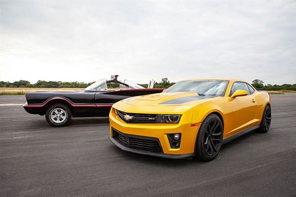 Junior Double Movie Car Thrill with High Speed Passenger Ride Driving Experience 1