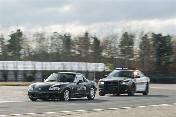 Mazda MX5 'Police Pursuit' Driving Experience Driving Experience 1