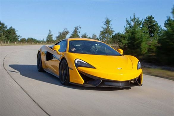 McLaren 570S Blast with High Speed Passenger Ride Driving Experience 1