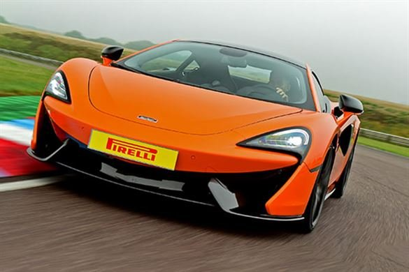 McLaren 570S Plus Driving Experience Driving Experience 1