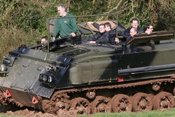 Military Driving Bristol Driving Experience 1