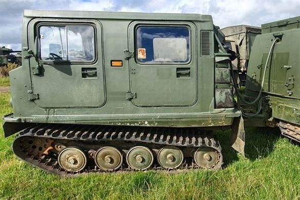 Military Vehicle Driving Experience Driving Experience 1