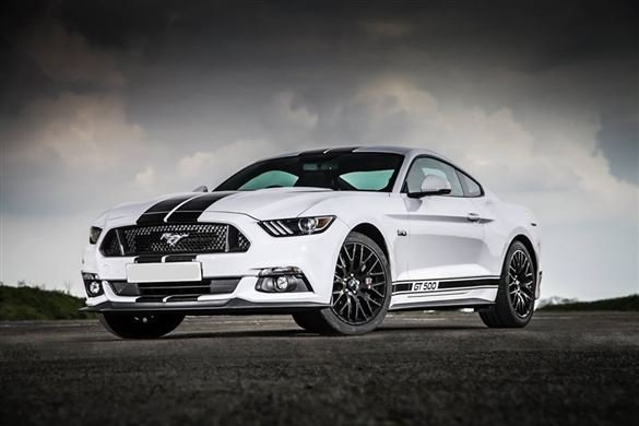 Mustang GT 5.0 Driving Experience 1