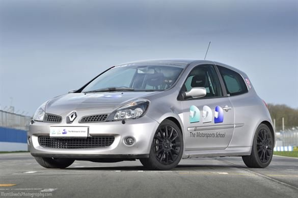 Nürburgring Arrive and Drive - Clio Driving Experience 1