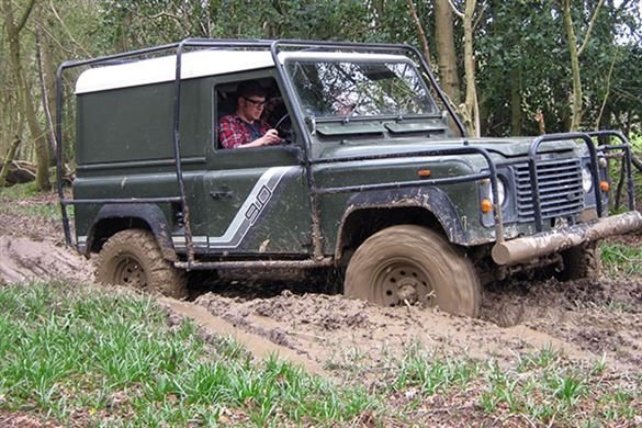 Off Road Challenge Full Day for Two Driving Experience 1