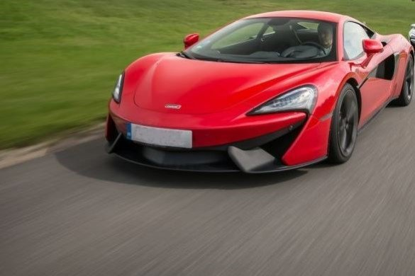 Platinum Supercar Experience at Goodwood Driving Experience 1