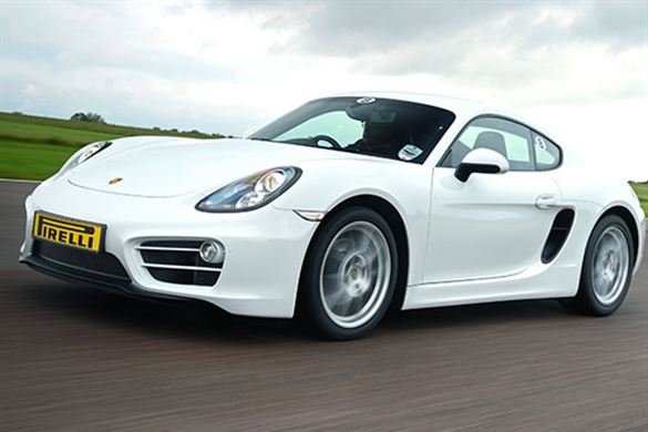 Porsche Cayman One To One Driving Experience Driving Experience 1