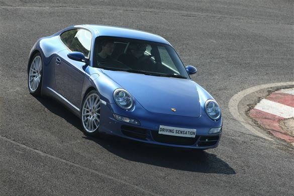 Porsche Thrill and Hot laps Driving Experience 1
