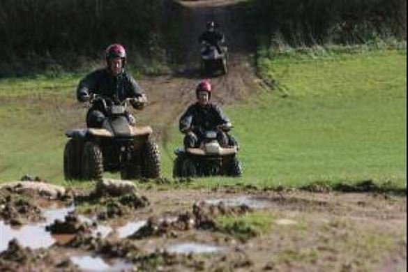 Quad Bikes Safari Driving Experience 1
