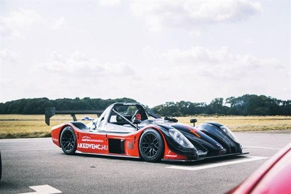 Radical SR5 Blast Driving Experience 1