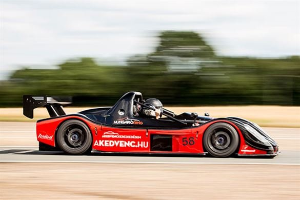 Radical SR5 Race Car Thrill Driving Experience 1