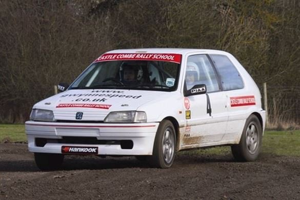 Rally Driving Experience 1