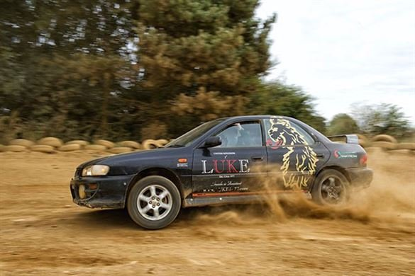 Silverstone 4x4 Off Road Challenge and Adrenaline Rally Driving Experience 1