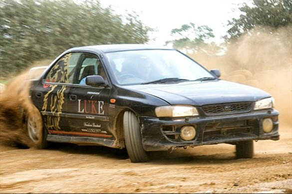 Silverstone 4x4 Off Road Challenge and Half Day Rally Driving Experience 1