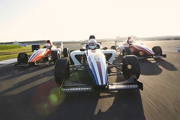 Silverstone Single Seater Experience - Morning Driving Experience 1