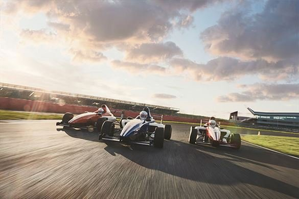 Silverstone Single Seater Experience - Anytime Driving Experience 1