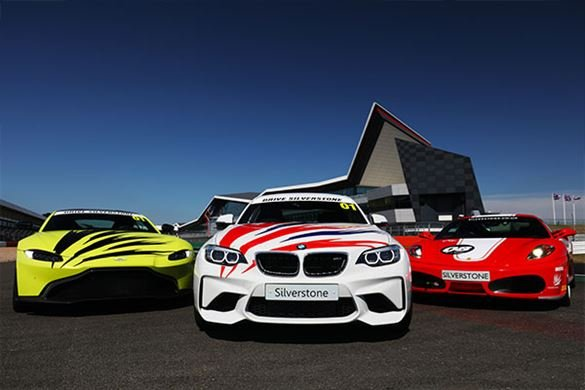 Silverstone Supercar Experience - Morning Driving Experience 1