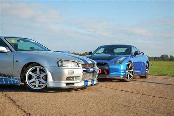 Six Fast and Furious Thrill with High Speed Passenger Ride Driving Experience 1