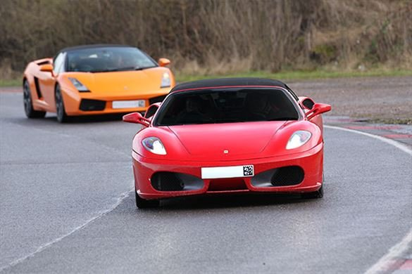 Six Supercar Blast (Anytime) Driving Experience 1