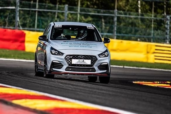 Spa Francorchamps Arrive and Drive - Hyundai i30N Driving Experience 1