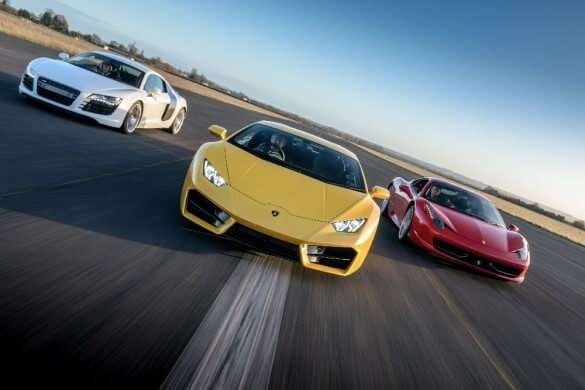 Supercar 5 Blast - Weekday Driving Experience 1