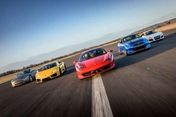 Supercar 5 Thrill - Weekday Driving Experience 1