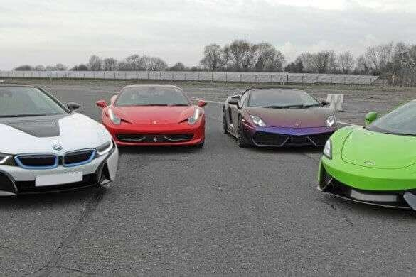 Supercar Blast - Weekday Driving Experience 1