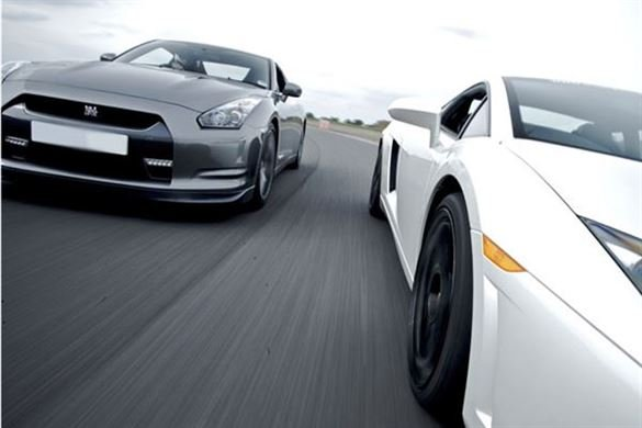 Supercar Double Thrill Driving Experience 1