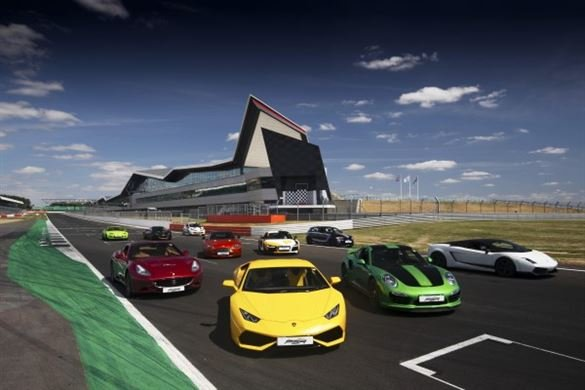Supercar Double Blast - Anytime Driving Experience 1