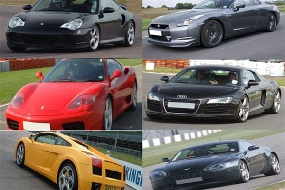 Supercar Double Experience Driving Experience 1