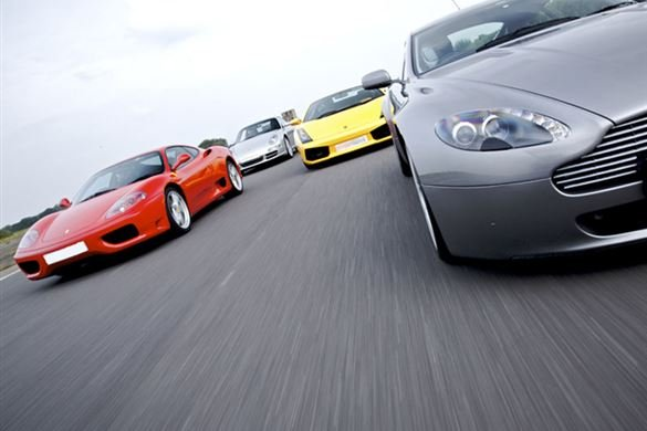 Supercar Double Thrill - Weekday Driving Experience 1