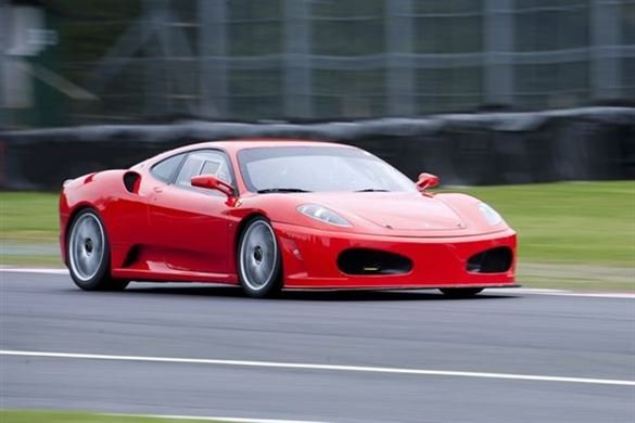 Five Supercar Thrill (Anytime) Driving Experience 1