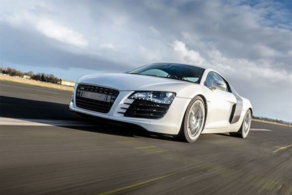 Supercar High Speed Passenger Ride Blast Driving Experience 1