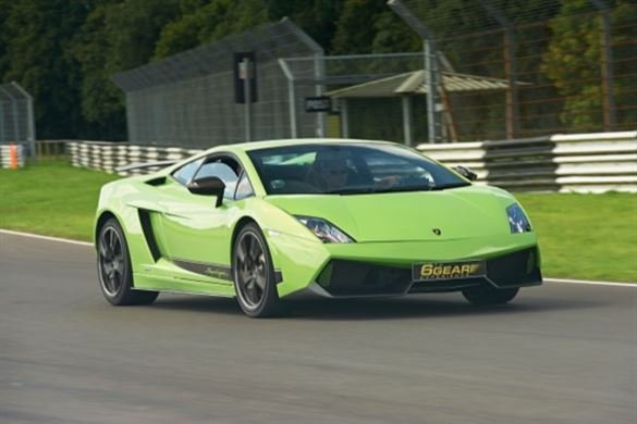 Supercar Platinum Thrill Driving Experience 1