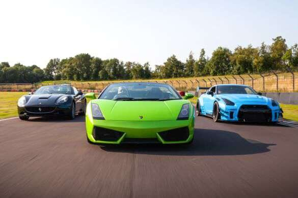 Supercar Triple Thrill - Weekday Driving Experience 1