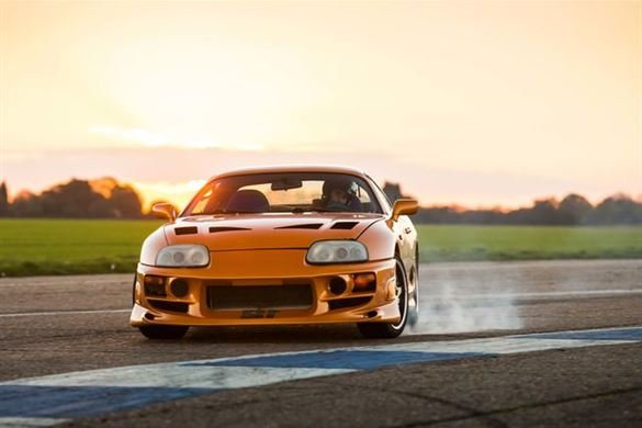 Toyota Supra 2JZ Thrill Driving Experience 1