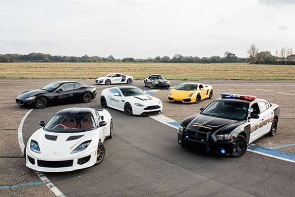 Ultimate Passenger Ride Collection Driving Experience 1