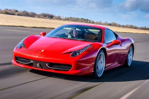Ultimate Ferrari History Driving Experience Driving Experience 1