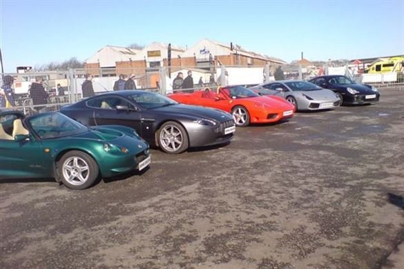 Ultimate Supercar and Hot laps Driving Experience 1