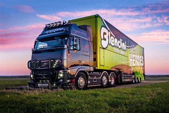 Volvo Truck Driving Thrill Driving Experience 1
